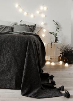 Ambiance minimaliste balck and white