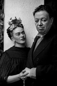 Diego et Frida en 1937