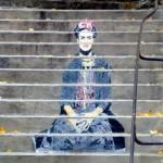 Street-art montée Neyret à Lyon