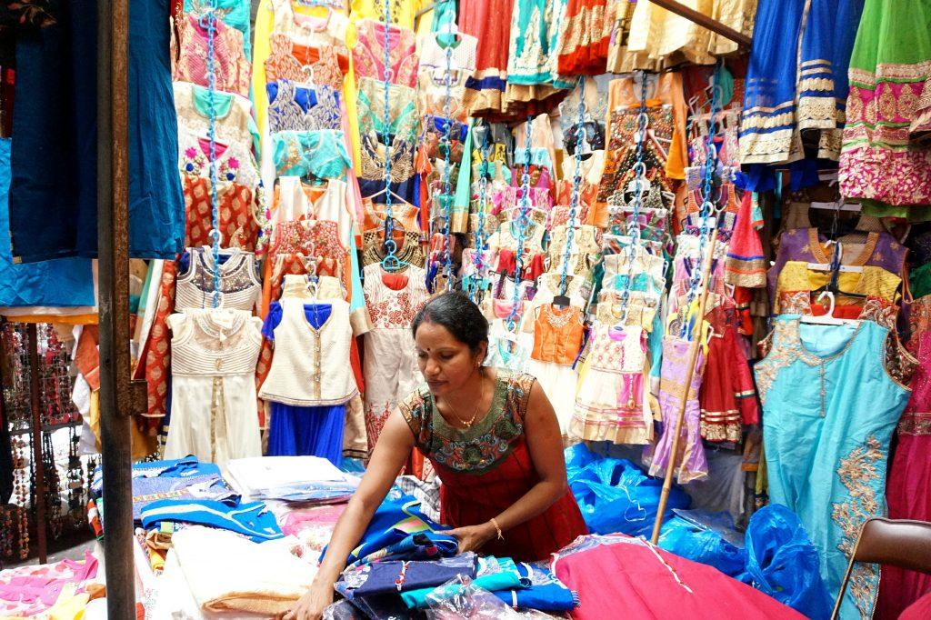 Maona aux marché de Quatres Bornes Maurice