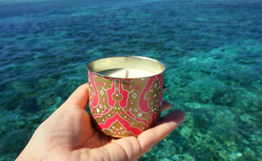 Moana à l'îlot Gabriel