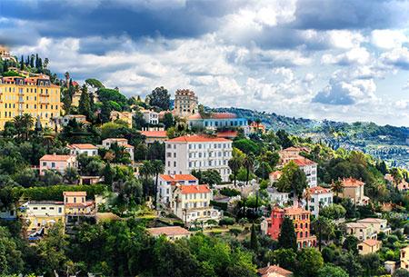 Grasse, ville des parfums en Provence