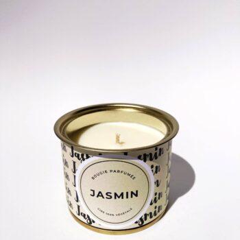 bougie intemporelle jasmin
